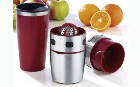 Odšťavňovač Pro-V Juicer za pouhých 349 Kč! Vytvořte si v pohodlí domova 100% lahodnou šťávu z ovoce či zeleniny, kterou máte rádi! Osvěžující džusy se slevou 72 %!