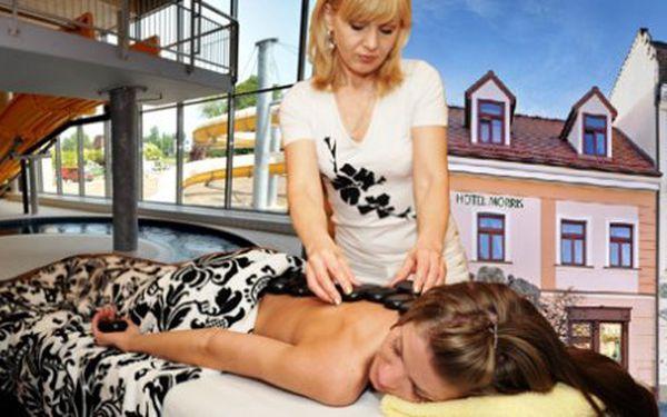 3 denní pobyt s lázeňskými službami a relaxací v luxusním hotelu Morris **** v České Lípě