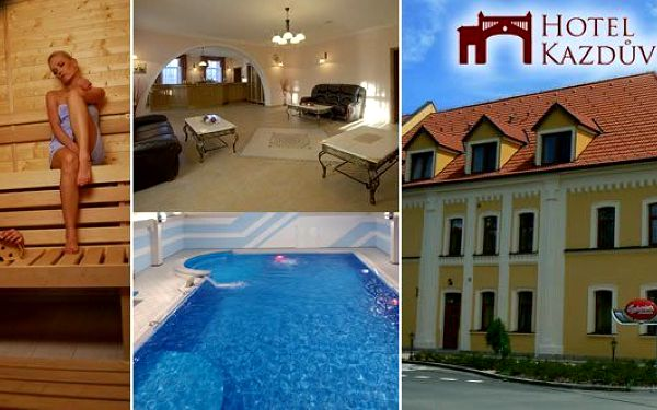 OJEDINĚLÁ NABÍDKA - Konopná péče v luxusním Spa & Wellness hotelu Kazdův Dvůr**** pro 2 osoby na 3 dny se 4-chodovými večeřemi. Konopná koupel a konopná masáž pro oba, bazén se slanou vodou a sauna volně k dispozici. Přijeďte si vyzkoušet léčivé a relaxační účinky konopí!