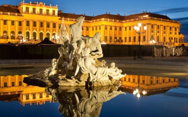 Zájezd do Vídně od 366 Kč! Zámek Schönbrunn, Prater, ZOO a další krásy města!