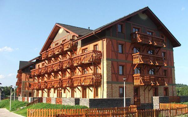 Vysoké Tatry pro ČTYŘI na 4 dny ve 4* apartmánu