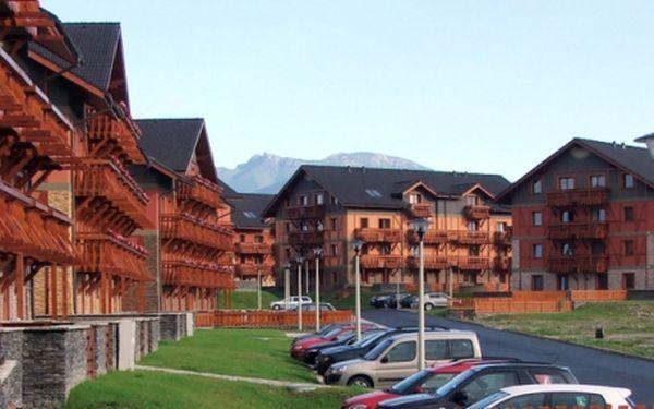VYSOKÉ TATRY - 3 osoby na 3 dny v 2 pokojovém apartmánu v hotelu Tatragolf Mountains 4*!! Také si můžete prodloužit délku pobytu dle Vašich představ !!--!!.