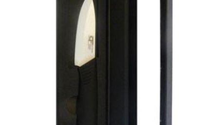 Keramický kuchyňský nůž HOHE! Délka nože 27 cm, vysoká odolnost, jednoduchá údržba, extrémní ostrost