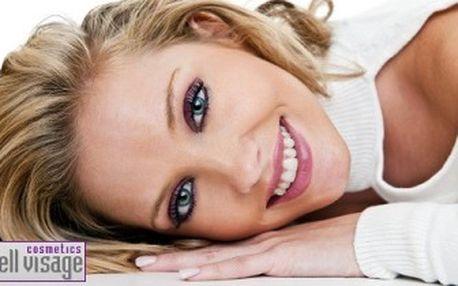 Jen 499 Kč za SUPERÚČINNÉ VYHLAZENÍ VRÁSEK obličeje, krku a dekoltu pomocí KYSLÍKOVÉ MEZOTERAPIE! LUXUSNÍ 45minutová procedura okamžitě vypne vaši pleť. Sleva 45 % ve studiu Ell visage cosmetics.