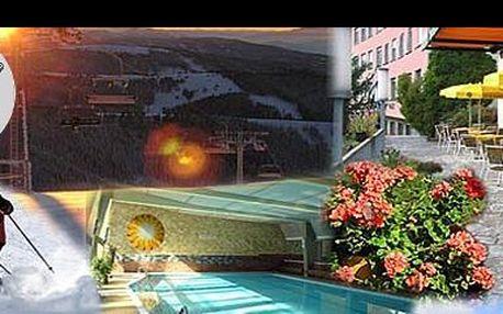 Užijte si léto v rakouském horském středisku sportu a relaxace, s ubytováním v komfortním pokoji hotelu Haus Semmering pro 2 včetně bohaté polopenze za 3 250 Kč.