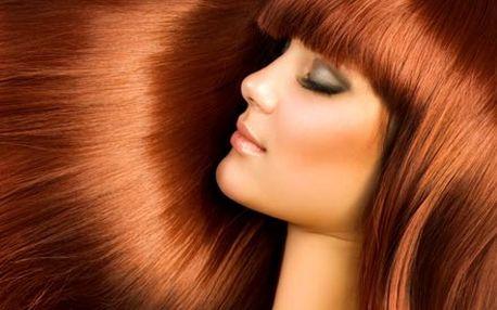Keratin-proteinová rekonstrukce vlasů prestižní značkou Joico pro zdraví, sílu, vitalitu, pružnost a lesk.