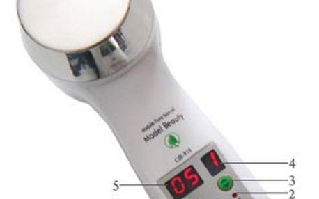 ULTRAZVUK GB-818 pro bezbolestnou DOMÁCÍ LIPOSUKCI! Levnější, příjemnější a účinná metoda hubnutí