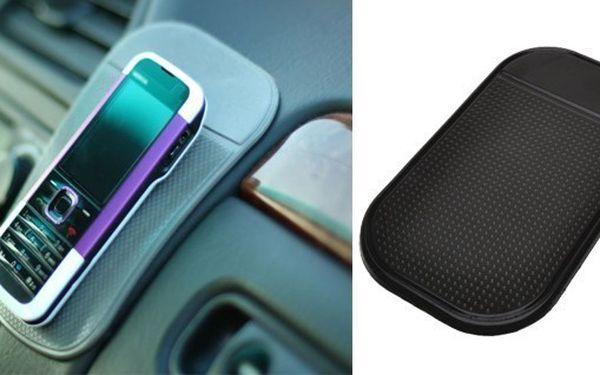 5 revolučních nanopodložek včetně poštovného - vhodné do auta na brýle, GPS nebo mobilní telefon, přilne a již nepustí ke všem povrchům!