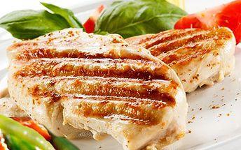 2x 200 g kuřecích steaků! Pochutnejte si na šťavnatém mase v Hospůdce roku!