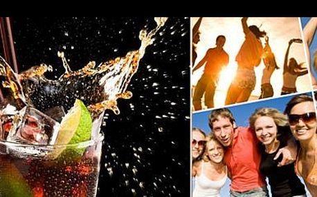 Cuba libre? Ne, teď frčí mnohem lepší Česko libre! Udělejte si s přáteli pořádnou párty s osvěžujícím letním nápojem v párty kýblu za sympatickou cenu 290 Kč.