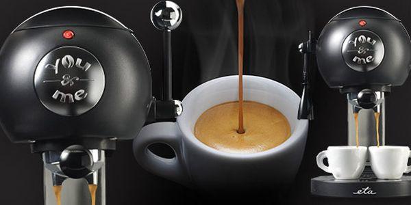 Pákové espresso ETA 2175 You & Me