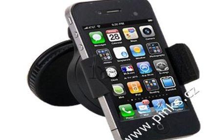 """UNIVERZÁLNÍ DRŽÁK DO AUTA + NANOPODLOŽKA - Máte navigaci, telefon atd., ale chybí Vám držák pro snadné použití? Chcete mít svůj telefon vautě """"při ruce""""? Máme pro Vás řešení. Náš praktický univerzální držák Vám bude držet telefon přesně vmístě na jakém ho vautě potřebujete. A ktomu navíc získáváte nanopodložku ZDARMA."""