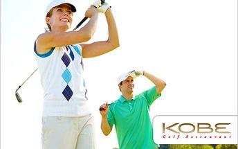 3 dny v luxusním Golf Resortu Nová Amerika a green fee na 18 jamek!