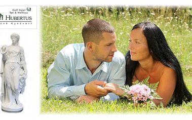 Romantický pobyt plný wellness pro dva