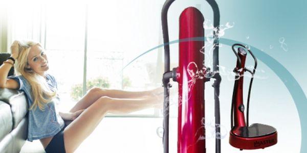 Cvičení na vibro-plošině 5x20 min nebo 10x 20min! Se slevou 57%! Za báječnou cenu od 249 Kč! Zamávejte s celulitidou a zformujte si svou postavu!