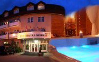 2 denní relaxační pobyt pro 2 osoby ve sklářském Parkhotelu Morris**** Nový Bor