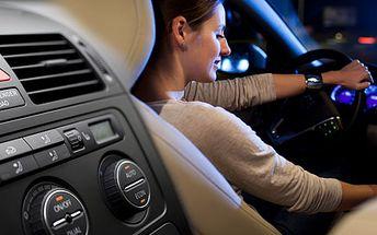 Servis klimatizace vozu nebo čištění interiéru