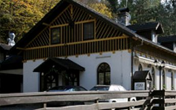 1799 Kč za ubytování pro 2 osoby na 1 noc včetně snídaně. Pokoj vybaven whirlpoolem, saunou, bazénem a vodní postelí!