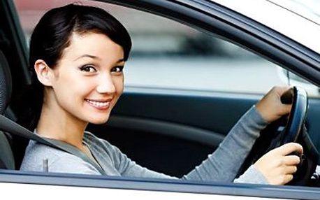 Záloha na řidičský průkaz skupiny B na místě při rezervaci termínu doplatíte 5 000 Kč, sleva 25 %