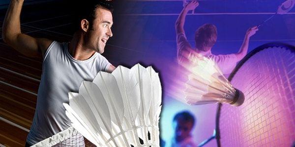 Vypinkaná sleva 60% na 6 hodin hry badmintonu ve sportovním centru Landek! Šestinásobné potěšení z badmintonu za akčních 480 Kč!