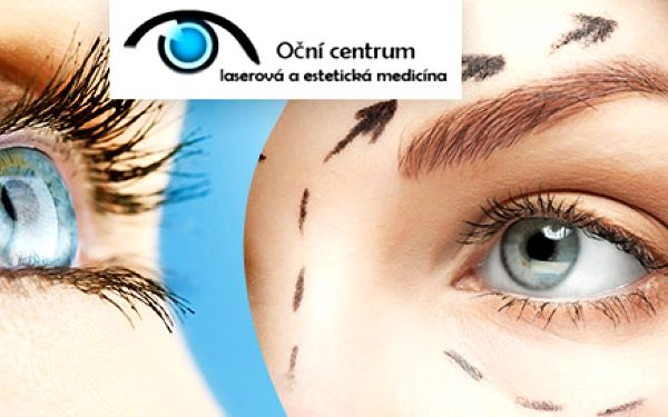 Oční centrum,laserová a estetická medicína