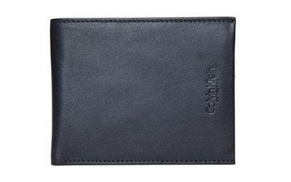 Originálna pánska peňaženka Calvin Klein od 35 €!
