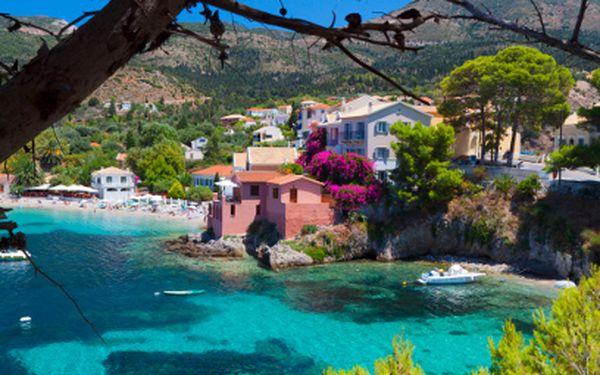 Řecko autobusem s polopenzí od 5980 Kč!