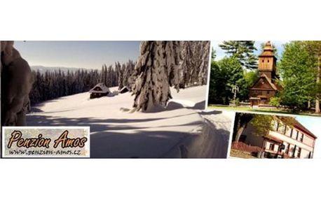 HIT jara OPAKUJEME: Vychutnejte si Beskydy, místa ideálního pro turistiku, kola i lyže! Za 1890Kč máte 4 DNY pro DVA v ...