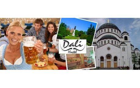Vydejte se s přáteli na BEER FEST anebo jen tak na 3 noci do metropole Srbska! Prožijte nezapomenutelné chvíle v Bělehr...