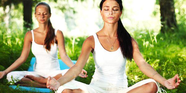 Víkendový pobytový kurz kundaliní jógy vč. stravy