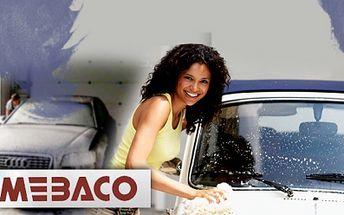Péče o Vaše auto za báječných 249Kč! Voucher zahrnuje: ruční mytí karoserie+mytí podvozku+kosmetickou prohlídku! Nechte si profesionálně vyčistit Váš vůz! Se slevou 50%!