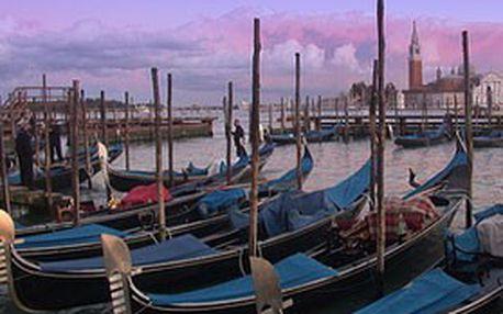 Vydejte se za poznáním do jednoho z nejkrásnějších měst Evropy –italské BENÁTKY! 2denní zájezd pro 1 osobu + koupání v přímořském letovisku