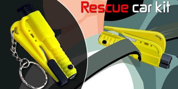Chcete větší pocit bezpečí? Bezpečnostní sada BODYGUARD jen za 49 Kč. Obsahuje tři nástroje, které vám mohou zachránit život. HyperSleva 90 %