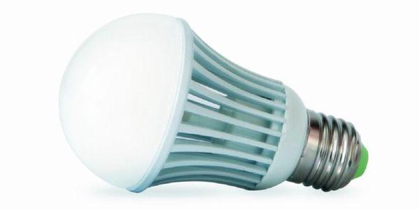 Špičková velmi úsporná 7w led žárovka - vyměňte staré neúsporné žárovky za nové led žárovky nové generace!