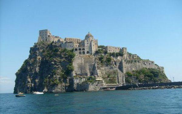 Ostrov Ischia letecky na 8 dní od 12 990 Kč! 2 krásné hotely, 3 termíny s odletem z Prahy!