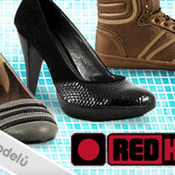 Dámské boty REDHOT – lodičky, pohodlné balerínky nebo kecky – doručení je ZDARMA
