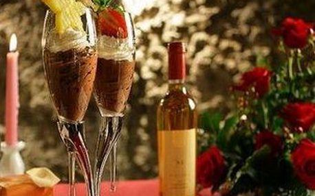 Potěšte svou drahou polovičku romantickou večeří v historickém centru Plzně!