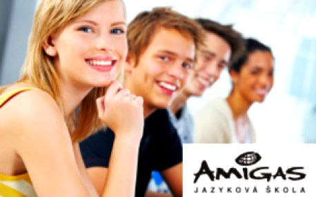 Pomaturitní kurz angličtiny a španělštiny (20h. týdně - status studenta)