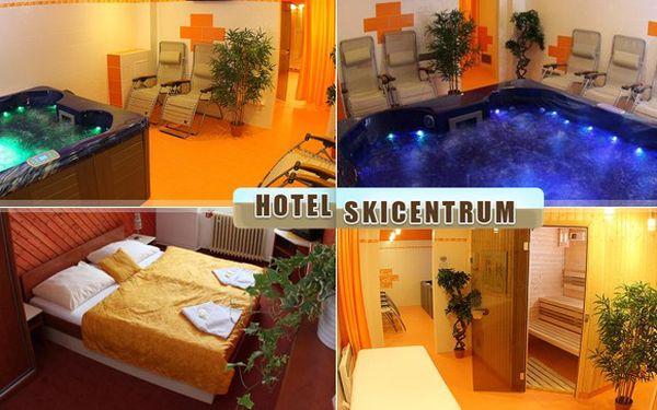 5 dnů pro 2 osoby v Hotelu Skicentrum