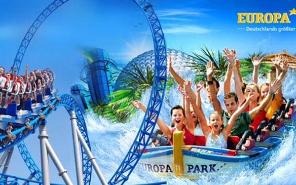 Výlet do největšího zábavního parku v Německu