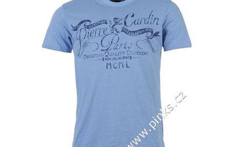 TRIČKO zn. PIERRE CARDIN - pánské - Nabízíme klasické pánské tričko známé značky Pierre Cardin. Ideální pro letní dny do práce, na sport i zábavu. Máte možnost vybrat si zněkolika variant a množství barev. Výrazná sleva – 62