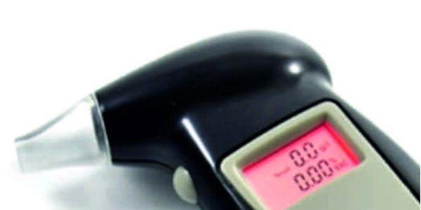 Zjistěte si hladinu alkoholu kdykoliv potřebujete!! Kapesní digitální alkoholtester nyní jen za 299 Kč!!