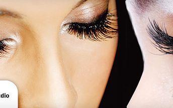 Permanentní prodloužení řas ultralehkými emporio lashes za 399 kč!!! Staňte se divokou šelmou s pohledem, který mužům bere dech!! Maximálně svůdný pohled vydrží až 4 týdny!!