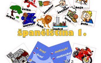 CHYTRÉ učení cizího jazyka: sada karet se slovíčky v anglickém, německém, španělském nebo ruském jazyce!