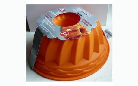 Staňte se mistrem pečení. Praktická silikonová forma o průměru 23 cm, která nelepí, těsto se nepřipálí a snadno se myje!