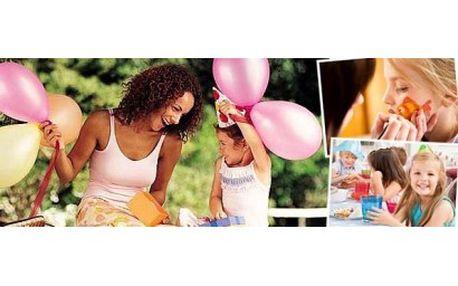 AKCE pro děti! Párty program na 2h s malováním na obličej, soutěžemi s drobnými odměnami v ceně a závěrem oblíbe...