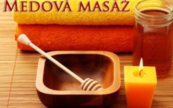 Poznejte pravou medovou detoxikační masáž od profesionála za pouhých 289 kč!