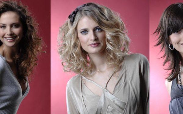 Už nevíte co s vlasy a toužíte po změně? Máme řešení: dámský kompletní kadeřník (včetně barvy nebo melíru) za neopakovatelnou cenu 395 Kč (původní hodnota 1250 Kč)! Špičkoví profesionální kadeřníci + top výrobky Loréal Professionnel a Framesi Vám zaručí dokonalý výsledek. Korunou krásy každé ženy jsou vlasy, proto je DŮLEŽITÉ je svěřit do rukou profesionála. Platnost voucherů je až do února!