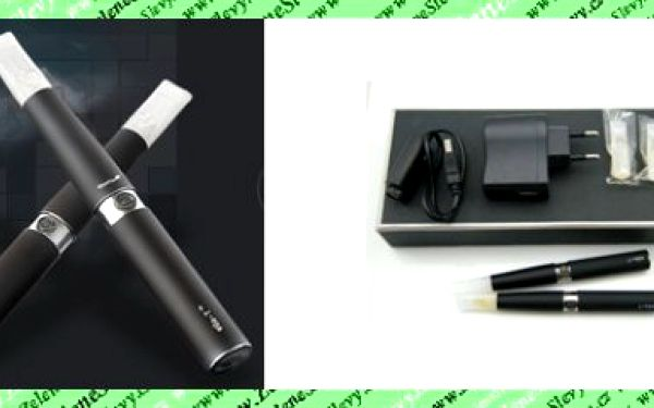 Dvě cigarety eGo-T s 5 náplní jen za 509 Kč vč. POŠTOVNÉHO! + navíc 15 ml náplň pro elektronické cigarty egoT ZDARMA!