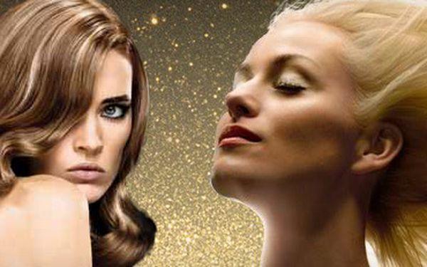 PROFESIONÁLNÍ MELÍR, který udělá dojem, až s 63% slevou!! Varianta A: melír, mytí vlasů, maska, foukaná, závěrečný styling!! Nákupem varianty B získáváte také zažehlování vyživující masky studenou žehličkou (skvělé pro vlasy s poškozenou strukturou)!!
